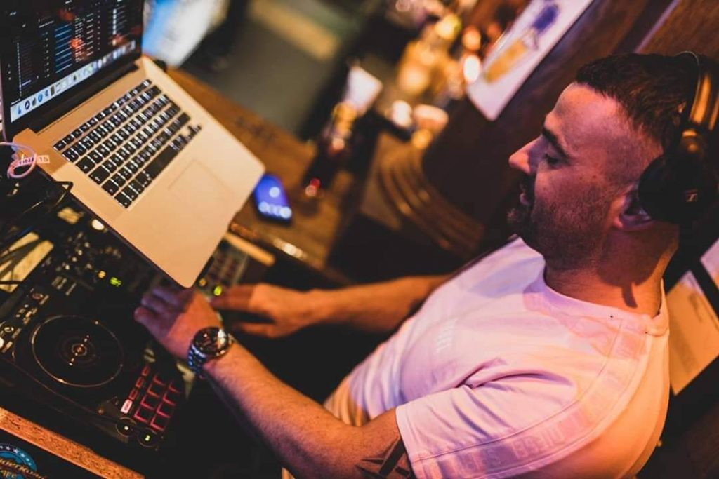 DJ Hire Dublin Dave Mooney