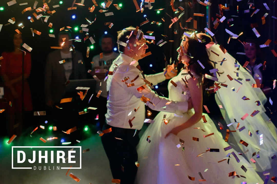 Wedding DJ Hire Dublin